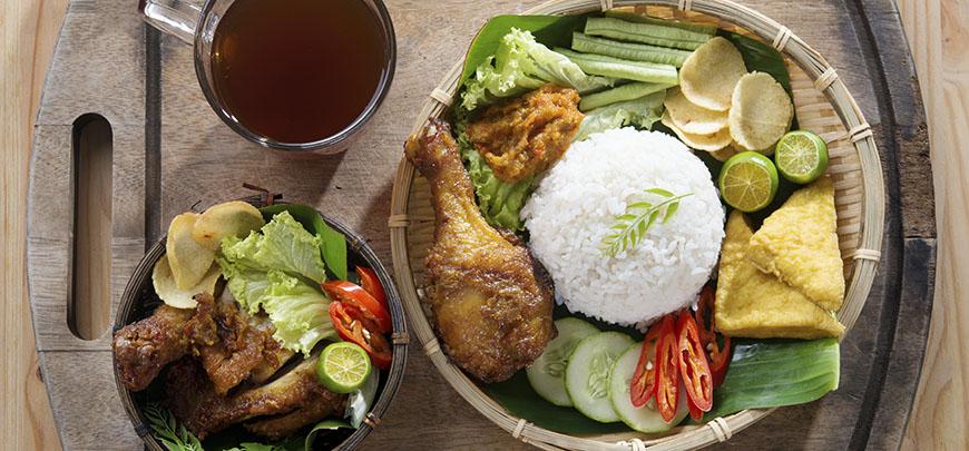 Kratak vodič kroz kuhinju Indonezije