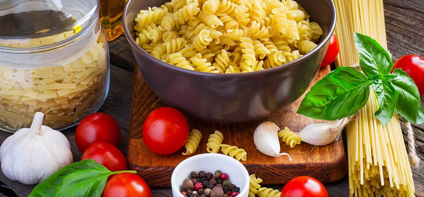 Mangia bene, mangia pasta!